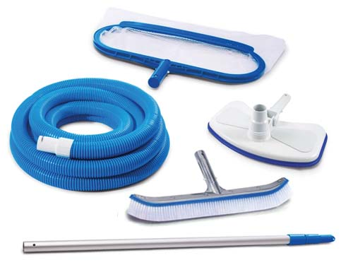Swimming Pool Accessories Handover Kit