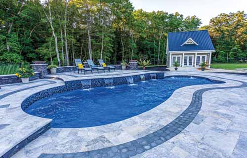 Fiberglass Pool Design Leisure Pools Eclipse