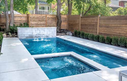Fiberglass Pool Design Leisure Pools Limitless