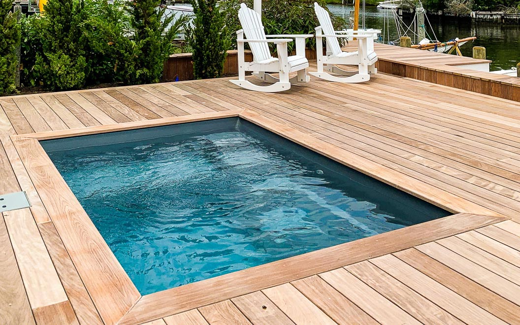 Small Backyard Pools That Are Big Fun Leisure Pools Usa