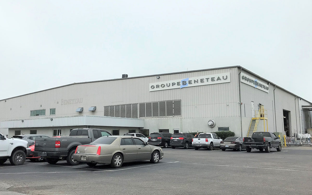 Leisure Pools Group acquires Groupe Beneteau manufacturing facility in Marion, South Carolina