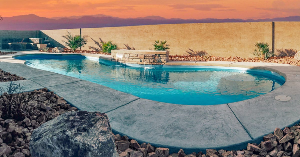 Why Fiberglass Pools are The Most Affordable