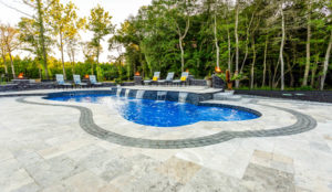 A fiberglass pool can be a great value